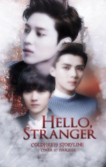 Hello, Stranger! [BID II] [BxB] [FIN]