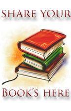 Share your books here by Tahmara_N_Tucker