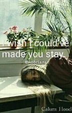 I wish I could've made you stay    Calum Hood ( discontinued ) by notclara