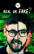 Real or Fake? by graphic-hawk