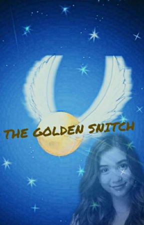 THE GOLDEN SNITCH | HARRY POTTER APPLY-FIC by The_Slytherclaw