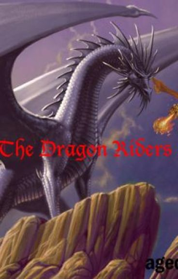 The dragon riders by ageofthewriters