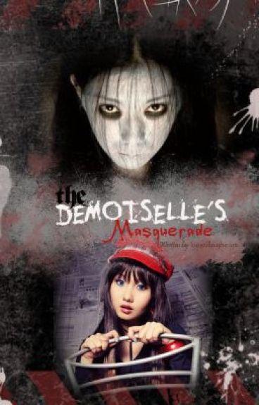 The Demoiselle's Masquerade by bestillmyheart