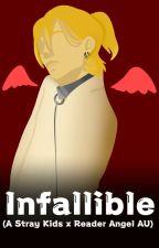 Infallible (Stray Kids x Reader Angel AU) by Taffysamg