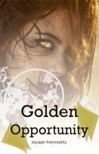 Golden Opportunity by Dat_DreamcatcherLife