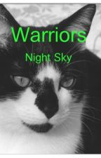 Warriors Night Sky by MushyDog