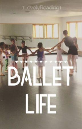 Ballet Life (Nash Grier) by 1LovelyReading1