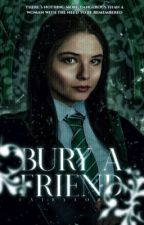 BURY A FRIEND ━━ Harry Potter by fairylores