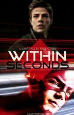 Within Seconds // Barry Allen by xxwinterschildxx