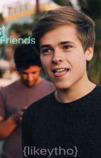 Best of Friends; Luke Korns Fanfic by likeytho