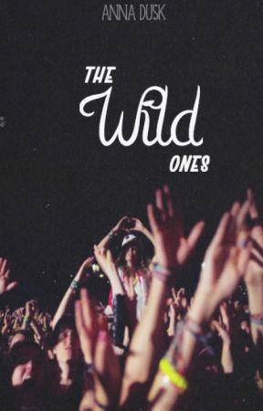 The Wild Ones by desertedd