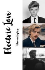 Electric Love ~ Thomas Brodie-Sangster by lilmoonlightx