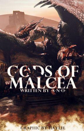 Gods of Malcea by -S-N-O-