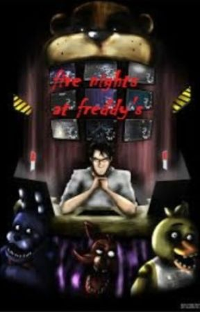 Five Nights at Freddy's by Jazzo2102