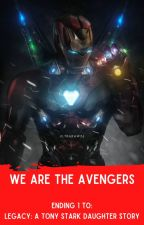 We Are The Avengers by just_dreaming_marvel