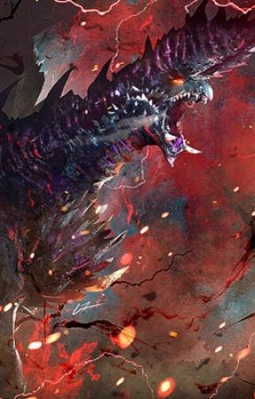 Blazing Black Dragon (Alatreon Reader X RWBY)  by kuejonathan