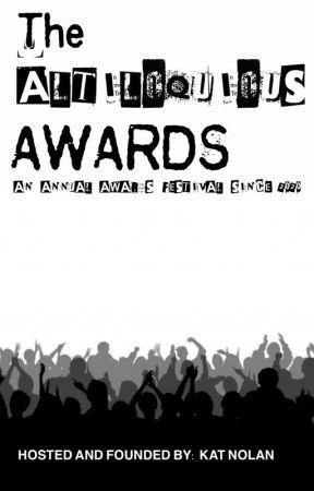 THE ALTILOQUIOUS AWARDS 2020 by XxBroadway_GleekxX