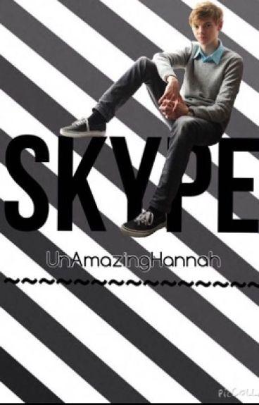 Skype 》Thomas Brodie-Sangster