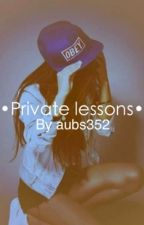 *Private lessons* n.h by aubs352