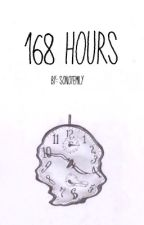 168 HOURS (Larry Stylinson) #wattys2017 by sonotemily