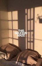 This Shuckin' Maze➳Minho by smolmarvel