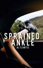Sprained Ankle by altlantic