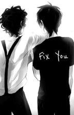 Fix You (Percy Jackson Fanfiction) (boyxboy) by MaybeKindaFresh