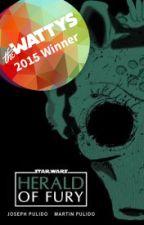 STAR WARS: HERALD OF FURY by starwarsanv