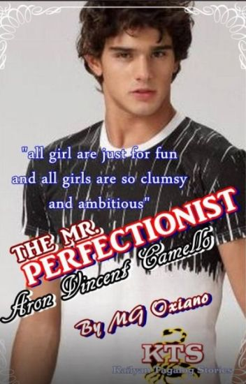 "ARON VINCENT CAMELLO ""THE MR. PERFECTIONIST"" THE RCKADZ BOYS SERIES 4"