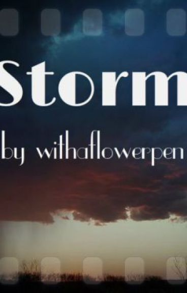 Storm by withaflowerpen
