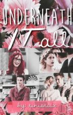 """""""Underneath It All"""": A Leonetta Fanfiction by tinista_x"""
