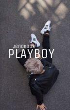Playboy | Got7 Mark  by jenokook