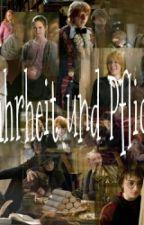 Harry Potter - Wahrheit und Pflicht by Bubblegume