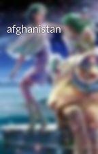 afghanistan by DonnaAngel