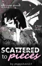 Scattered to Pieces || Bleach by Feisty-Bocchan