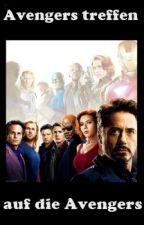 Avengers - Die Avengers treffen auf die Avengers by TrisMerigold