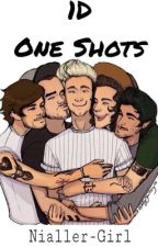 1D- One Shots :3 by Nialler-Girl
