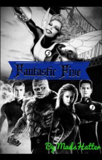 Fantastic Five (Johnny Storm/Fantastic four FF)