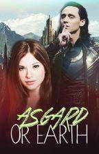 Asgard or Earth? by LucyLaufeysonHP