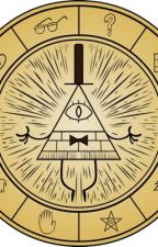 Bill cipher x reader by shadowproxy