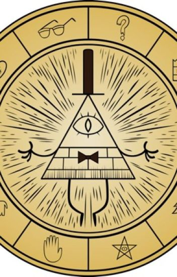 Bill cipher x reader