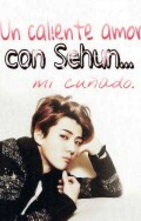♧Un caliente amor con Sehun, mi cuñado♧[HUNHAN&TU] EXO|Adaptada. by VCupcake