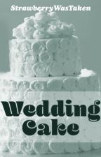 Wedding Cake by strawberrywastaken