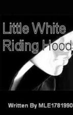 Little White Riding Hood by mle1781990