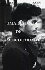 Uma Historia de amor diferente by Rafaela_Martucci