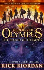 O Sangue Do Olimpo by manda_c14