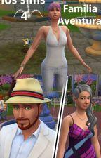 Los sims 4: familia aventura by pablotv