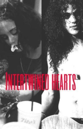 Intertwined Hearts by slashssnakebabe