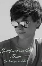 Jumping on the Train (Thomas Sangster fanfic) by SunnyCoolKid