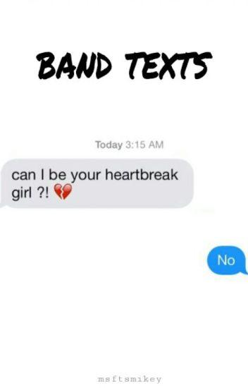 band texts 》5SOS
